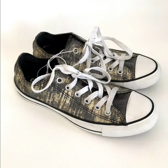 converse all star metallic